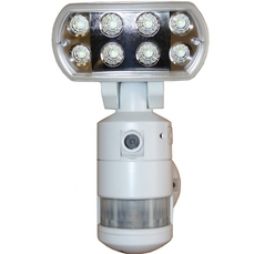 Security Light Motion WiFi Camera